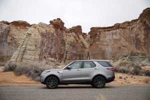 Trend Hunter Tested Out the New 2017 Land Rover Discovery (SPONSORED)