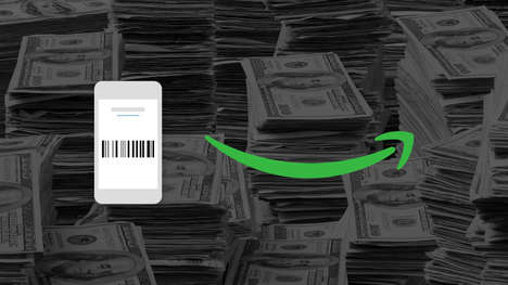 Cash-Friendly Online Retailers - Amazon Cash Allows Consumers Without Cards to Shop Online