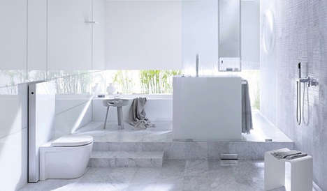 Bathroom Sensor Systems - Washroom Dispenser Sensors Make Cleaning Bathrooms More Efficient