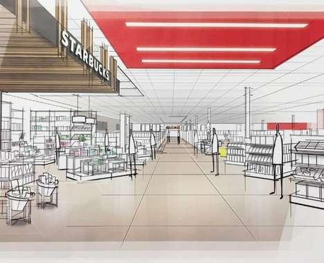 Top 40 Retail Design Ideas in April