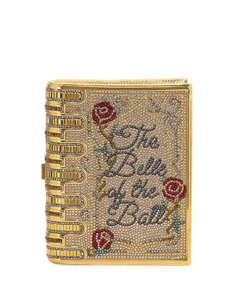 Collectible Crystal Clutches - Judith Leiber's 'Belle of the Ball' Bag is a $5,300 Clutch