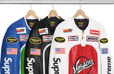 Collectible Leather Racing Jackets