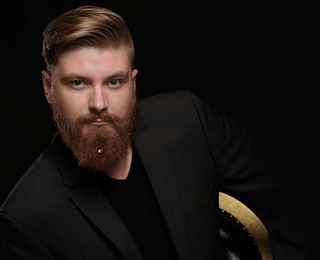 Luxurious Beard Jewelry