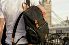 Trackable Everyday Backpacks