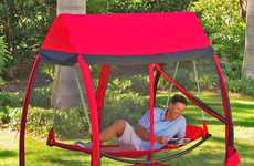 Bug-Stopping Backyard Hammocks