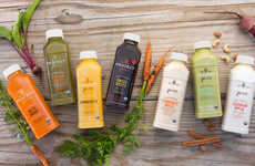From Custom Juice Subscriptions to Detoxifying Charcoal Lattes