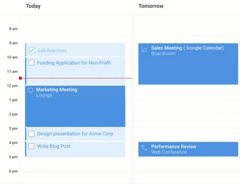 Task-Shifting Productivity Tools - The 'TimeHero' Calendar Schedule Tool Enables Easier Changes