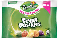 Reduced Sugar Fruit Candies
