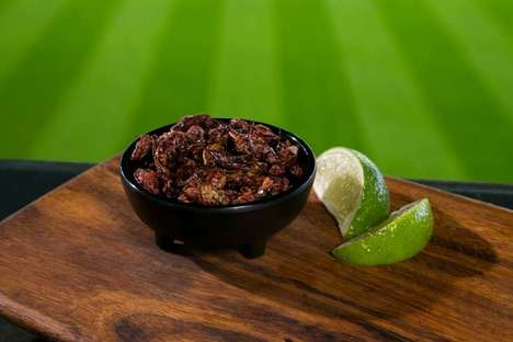 Buggy Ballpark Snacks - Safeco Field's Toasted Grasshoppers are the Strangest Snack in MLB