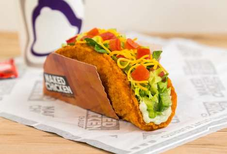 22 Crazy Taco Bell Creations - From Chocolate-stuffed Quesadillas to Croissant Taco Shells