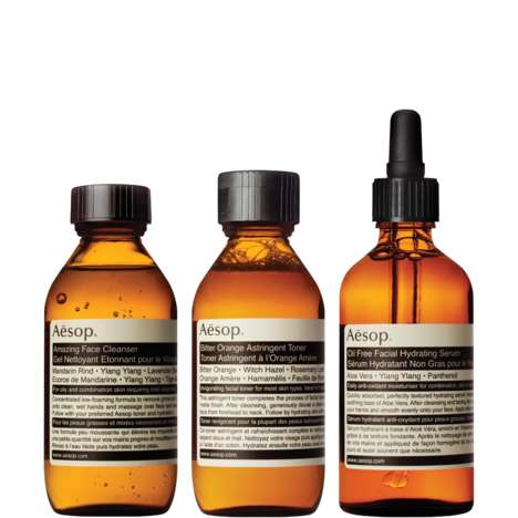 Astringent Skincare Products - Aesop's Skincare Trio Was Designed Specifically for Oily Skin