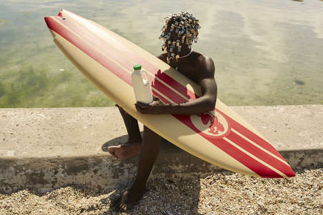 African Surf Campaigns - Surf Brand Mami Wata Tells Stories from the African Continent