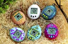 Resurrected 90s Virtual Pets