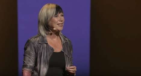 The Power of Female Perception - Jude Kelly Explains Why Female Views Matter in Her Talk on Humanity