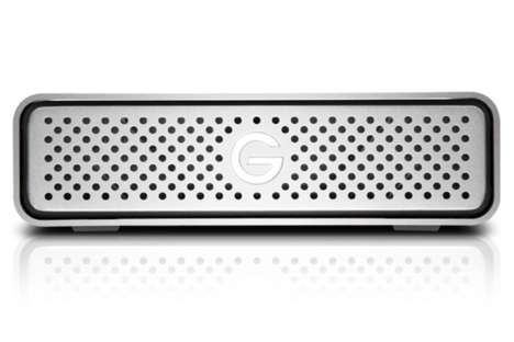 USB-C-Compatible Drives - The Western Digital G-Technology G-Drive Offers USB-C Ports
