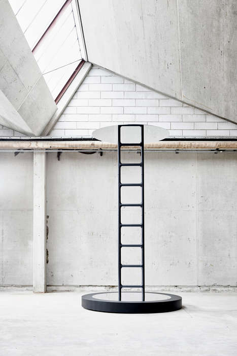 Infinite Ladder Illusions - Snohetta Designed 'Portal' for the Holy Handmade Exhibition