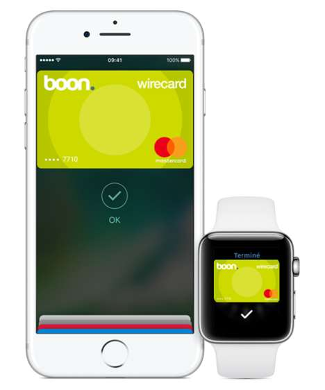 Unbanked Mobile Credit Cards - The 'boon' App Allows French Consumers to Use Credit Without a Bank