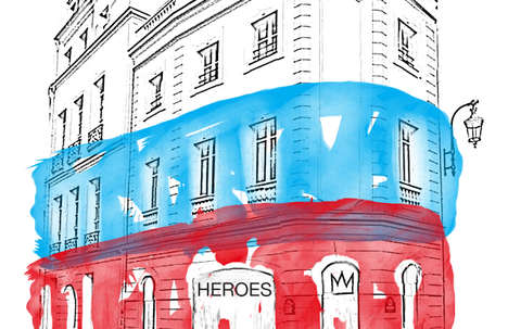 Startup-Focused Fashion Pop-Ups - The Heroes Pop-Up Offers Small Brands Competing Against Big Names