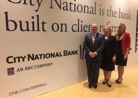 Co-Branded Bank Offices - City National Bank and RBC Wealth Management Have Opened a Joint Office
