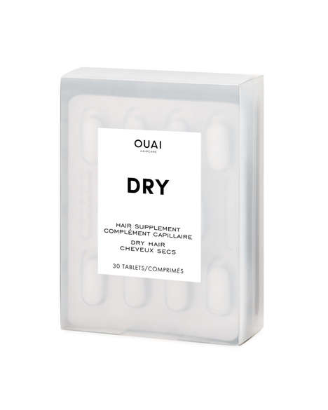 Specialized Hair Supplements - Ouai's Supplements for Hair are Solutions for Thin, Dry or Oily Locks