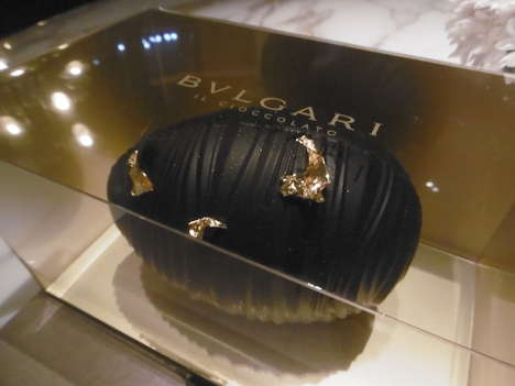 Haute Easter Chocolates - The BULGARI Il Cioccolato Specialty Chocolate Shop Offers Elegant Treats