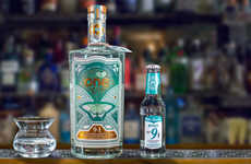 Ethical Water Brand Gins - One Gin is the Latest Creation from Bottled Water Brand One Water