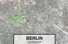 Urban Architectural Map Downloads