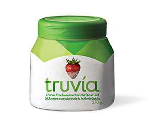 Root-Based Sweetener Collections - Truvia is More Potent in Flavor Than Regular Sugar