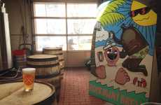 This Beer Bar Embodies the Spirit of the Beach in the Heart of the City