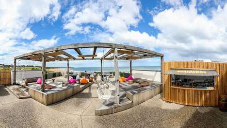 Beachside Bar Activations - 'Bomboras' is a Temporary Beachside Bar in Torquay, Australia