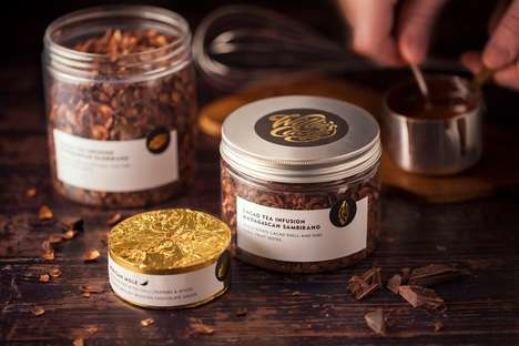Chocolate-Based Artisan Kitchen Collections - Willie's Cacao Offers Small-Batch Chocolate Products
