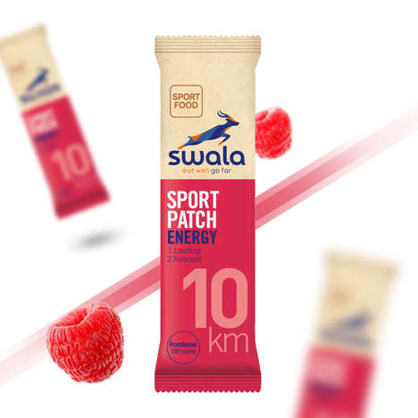 Physicality Enhancing Snack Bars - Swala's Food Products Were Designed Specifically for Runners