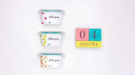 Baby Food Subscriptions - Little Spoon is Now Offering Baby Food Delivery for Its Freshly Made Meals