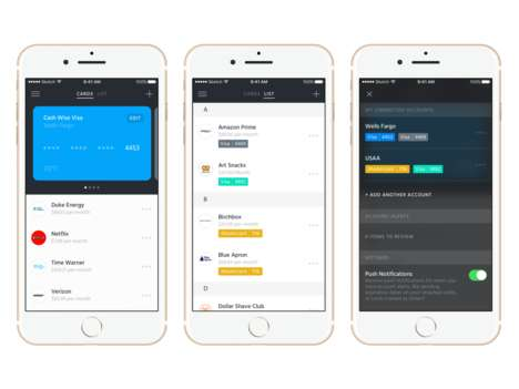 Card Payment Management Apps - 'WalletFi' Shifts Subscriptions When You Get a Replacement Card