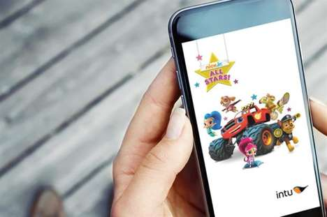 AR Easter Activity Apps - Nick Jr. and Intu Teamed Up to Launch Augmented Reality Easter Activities