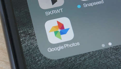 Video-Steadying App Features - The Google Photos Stabilize Function Smooths Out Videos