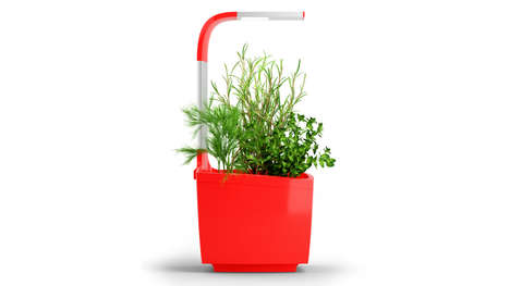 Kitchen Vegetable Gardens - The Tregren T-Series Lets Consumers Grow Fresh Vegetables at Home