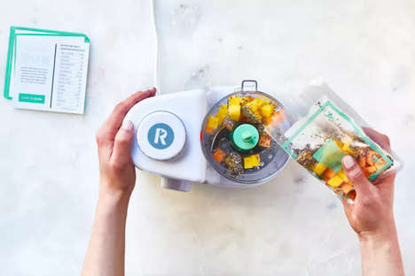 Raw Baby Food Subscriptions - Raised Real Delivers Baby-Friendly Packets of Raw Meat and Veggies