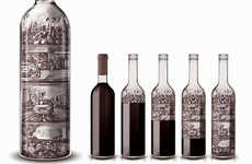 Safe Consumption Wine Bottles