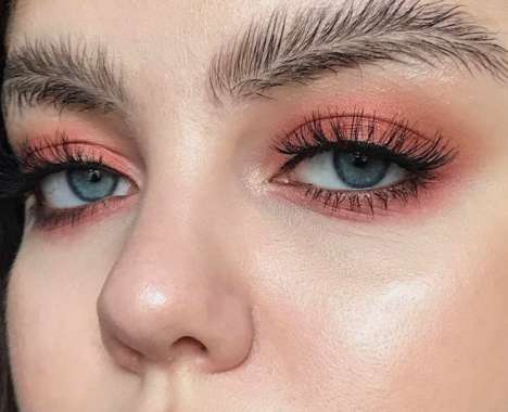 Feathered Eyebrow Looks