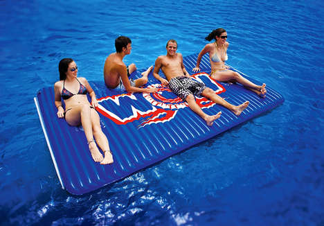 Inflatable Walkway Floaties - The WoW Inflatable Floating Walkway is Suitable for Kids and Adults