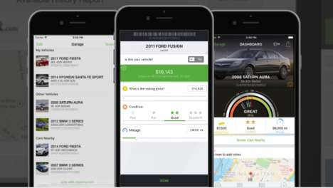 Wholesale Price Car Apps - Vinny Allows Consumers to View the Wholesale Pricing of the Car They Want