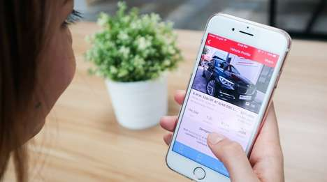 Detailed Car Listing Apps - The Carousell Motors App Offers In-Depth Car Listings in Singapore