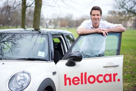 Testable Car Purchasing Sites - Hellocar Gives Consumers the Chance to Test Out Their Car for a Week