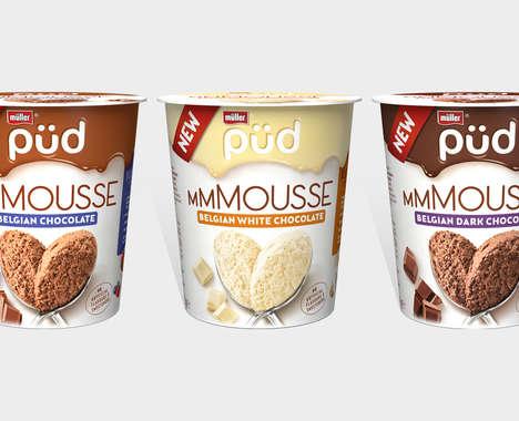 Indulgent Airy Mousse Desserts