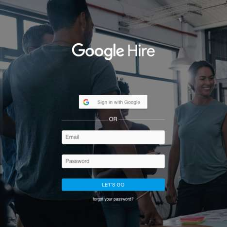 Search Engine Recruitment Platforms - Google 'Hire' is a New Job Application and Recruitment Tool