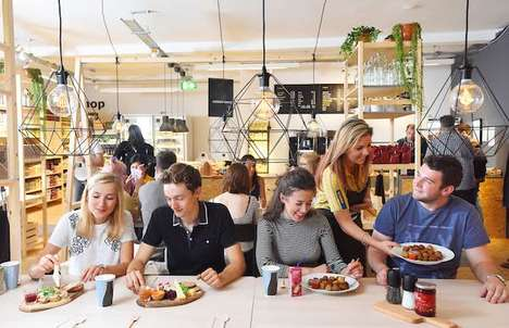Swedish Furniture Shop Restaurants - Ikea Standalone Cafes Could Soon Be in City Centers Worldwide