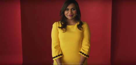 Non-Branded Fast Food Ads - These Mindy Kaling Commercials for McDonald's Never Feature Its Name