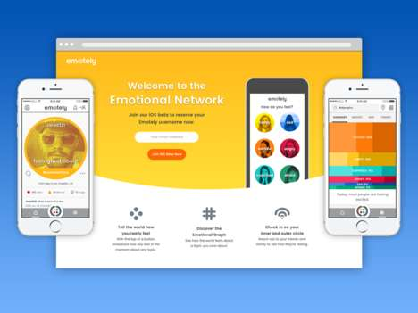 Emotion-Based Social Networks - The 'Emotely' Social Network Works to Let Users Share Emotions
