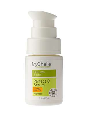 Anti-Aging Vitamin Serums - MyChelle Dermaceuticals' Anti-Aging Serum Spotlights Vitamin C